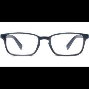 Warby Parker Hardy Glasses Frames -Striped Pacific